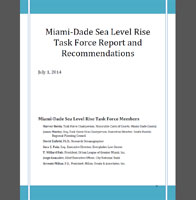 Miami-Dade Sea Level Rise Task Force Report & Recommendations