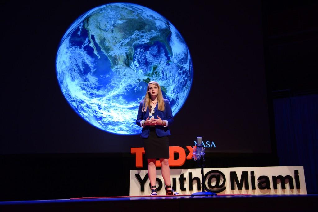 Delaney TEDxYouth