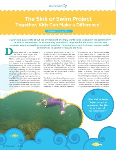 Kiddos Magazine Article