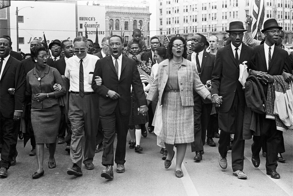 walk of selma